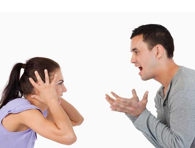 دلایل عصبانیت در افراد و پرخاشگری