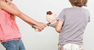 دعوای بین فرزندان