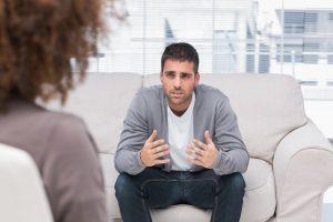 صحبت کردن با یک روانشناس