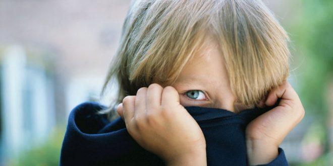 چگونگی تربیت کودک خجالتی
