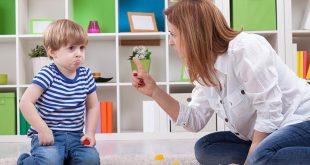 انواع تنبیه در تربیت فرزند
