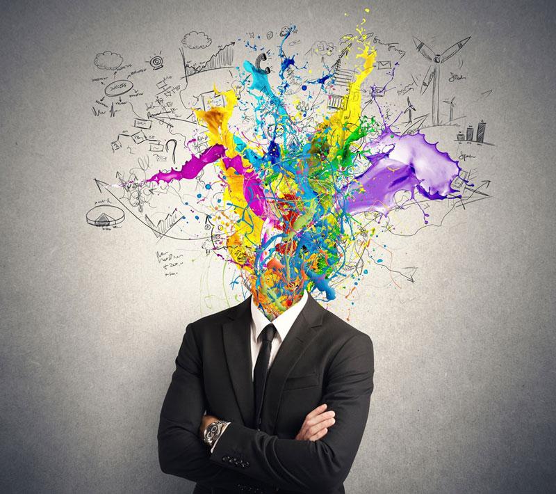 راه های رسیدن به خلاقیت