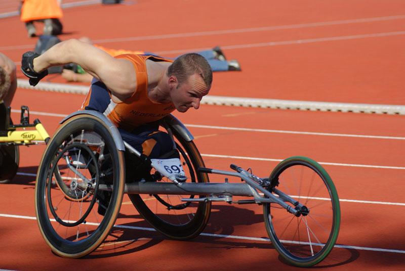 معلولیت و موفقیت