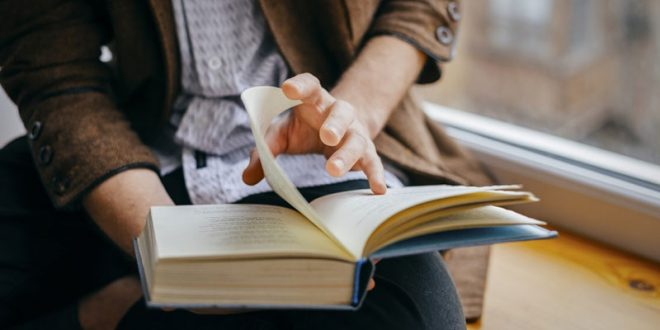 اهمیت کتابخوانی