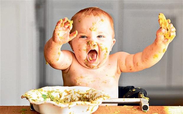 مشکلات تغذیه کودک