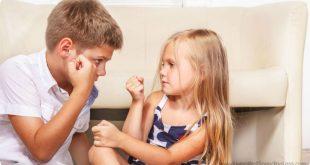 دعوای بچهها در خانواده