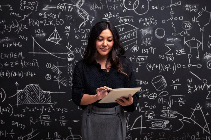 ذکاوت ریاضی (هوش تفکر منطقی)
