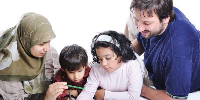 راه های داشتن خانواده شاد از دید اسلام