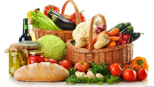 سبک غذایی و سبزیجات