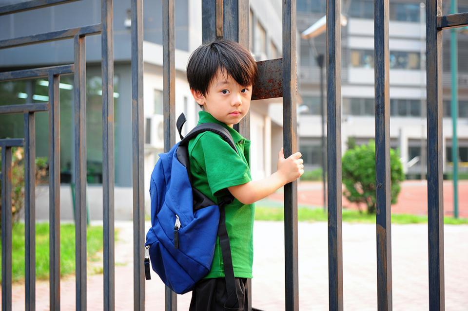مدرسه دیر شد