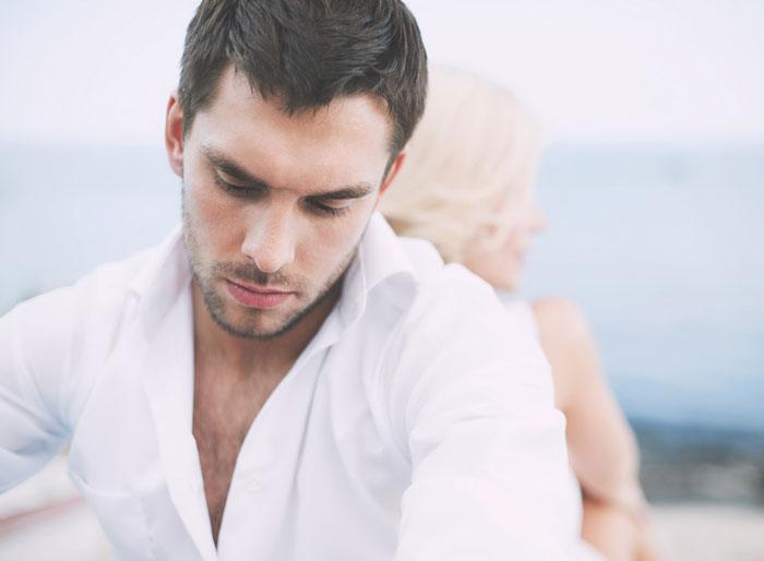 وضعیت مردان طلاق