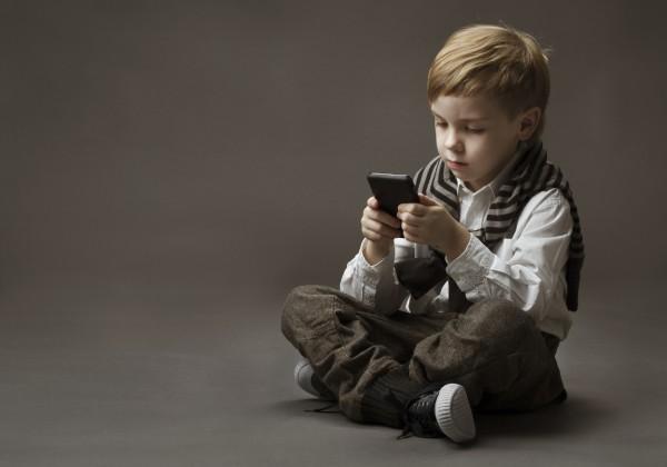 موبایل و فرزندان