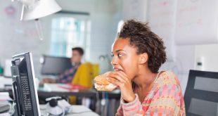 کسب موفقیت هنگام ناهار خوردن