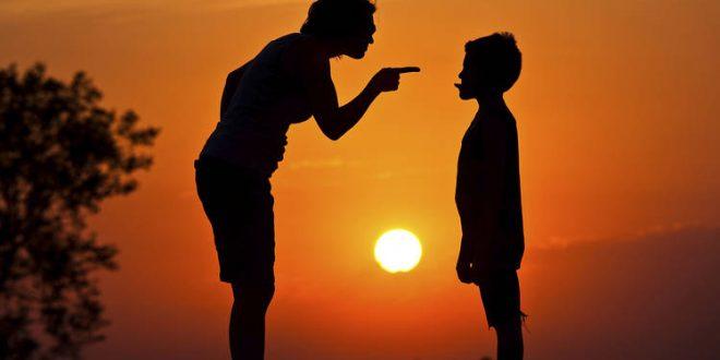 تربیت فرزند بی ادب
