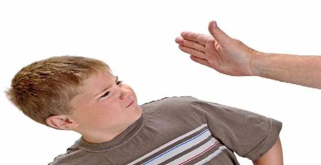 تنبیه بدنی کودک