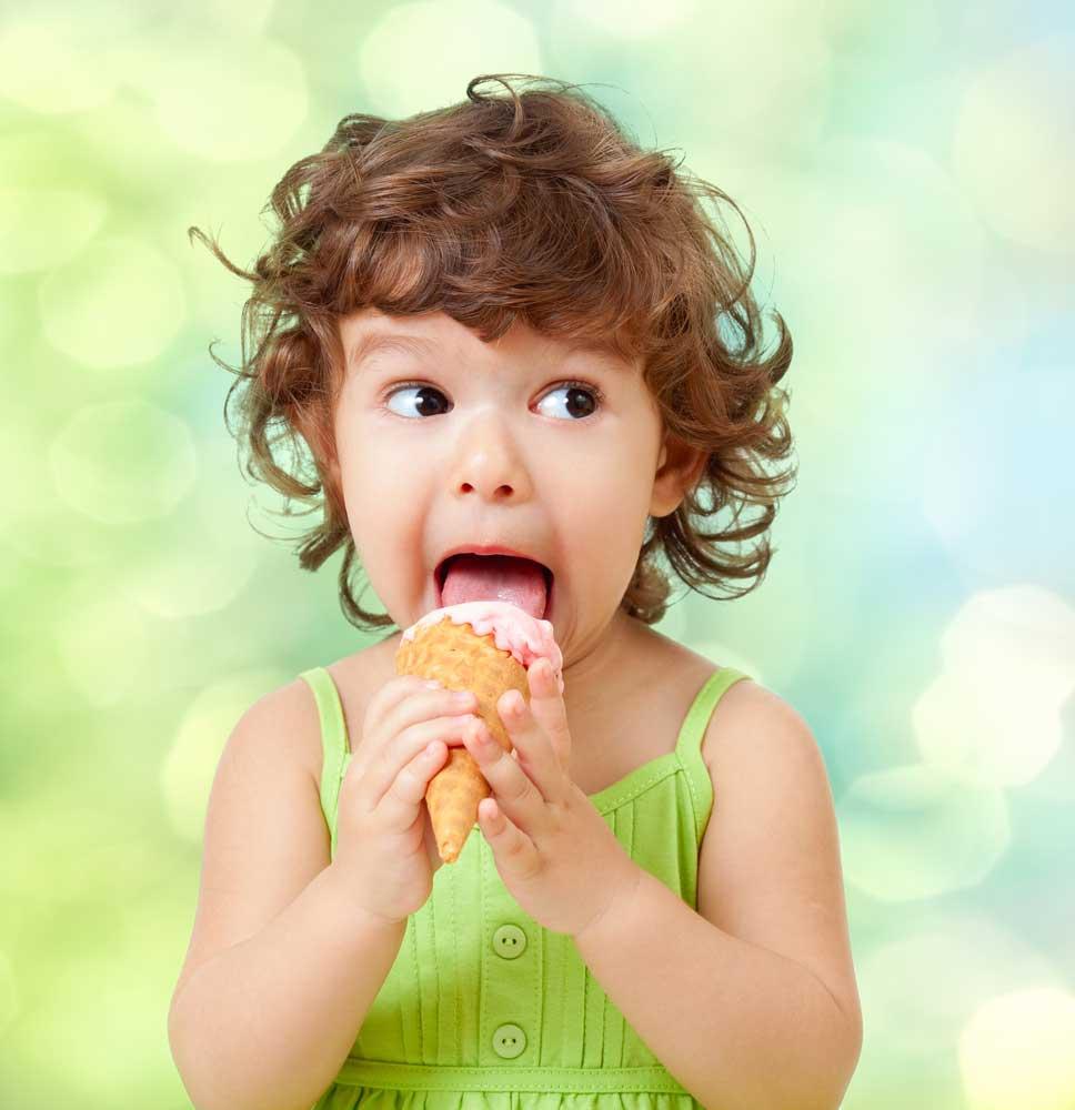 روانشناسی و شناخت افراد هنگام خوردن بستنی