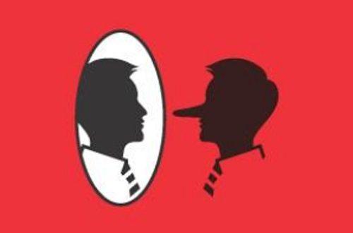 دلیل دروغگویی همسر