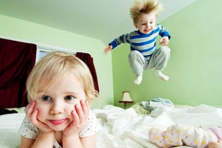 بیش فعالی کودک