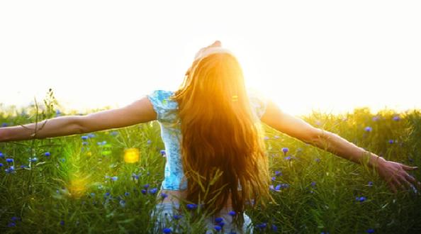 نور تاثیر آفتاب روی سلامت روانی