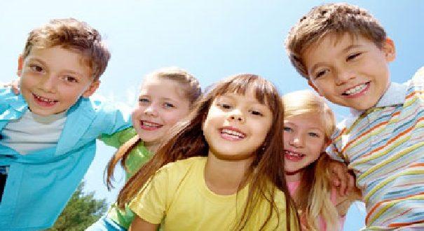 تربیت فرزندان شاد