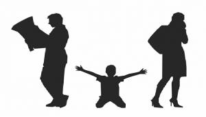 بهترین زمان طلاق والدین