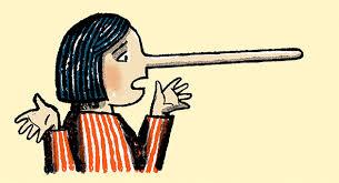 دروغ های زنان به مردان