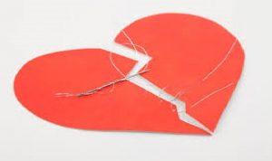 راه های پذیرش شکست عشقی