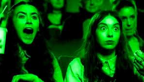 تاثیر فیلمهای ترسناک