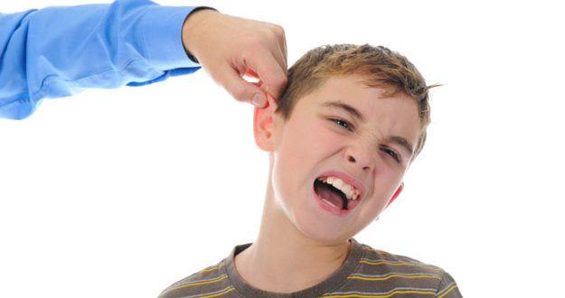 تنبیه اشتباه در تربیت فرزند
