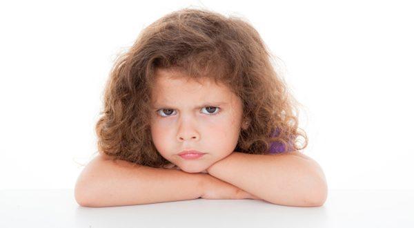 درمان زودرنجی کودکان
