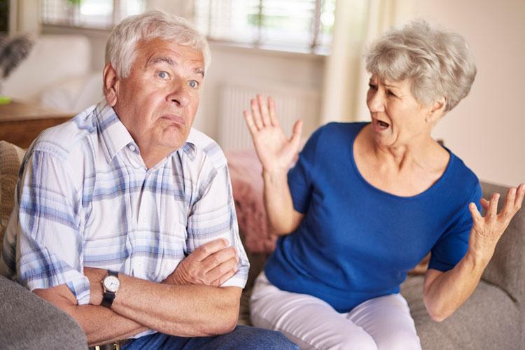 میزان دوام و پایداری روابط زوجها