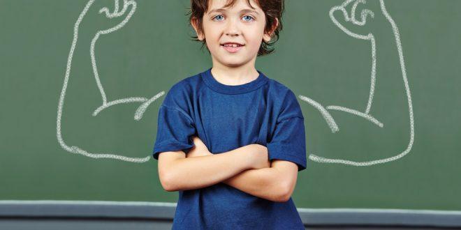 پرورش کودکان با اعتماد به نفس از نظر روانشناسی