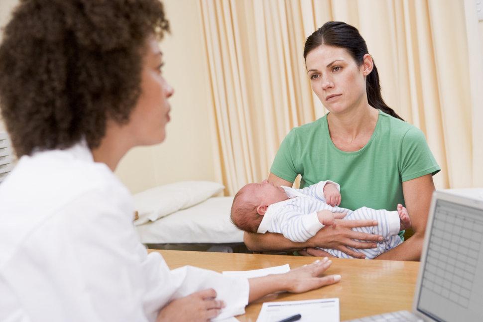 کودکان مبتلا به بیماری های مزمن و افسردگی مادران شان
