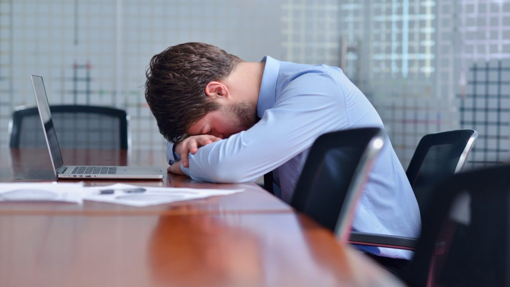 انواع عکس العمل در مقابل استرس