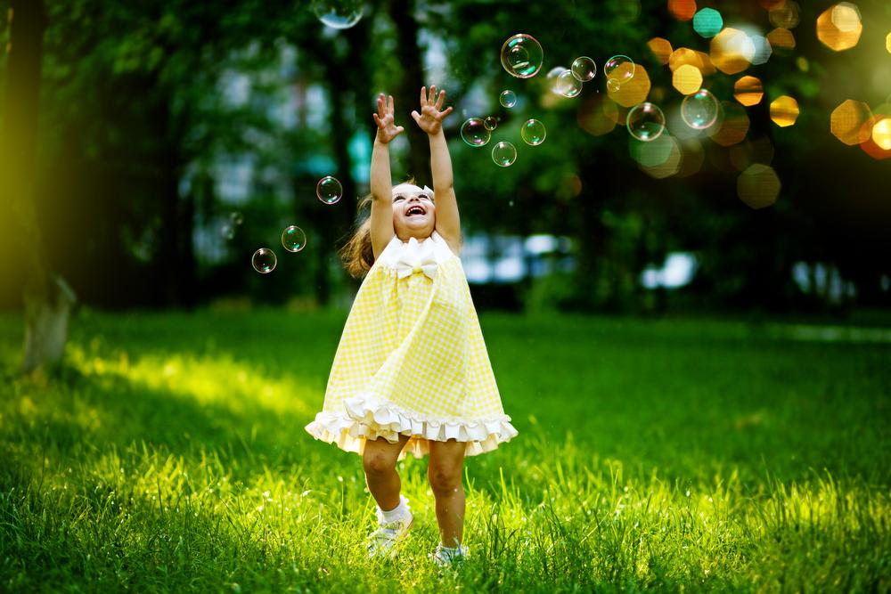 ایجاد فعالیت روزمره در کودکان