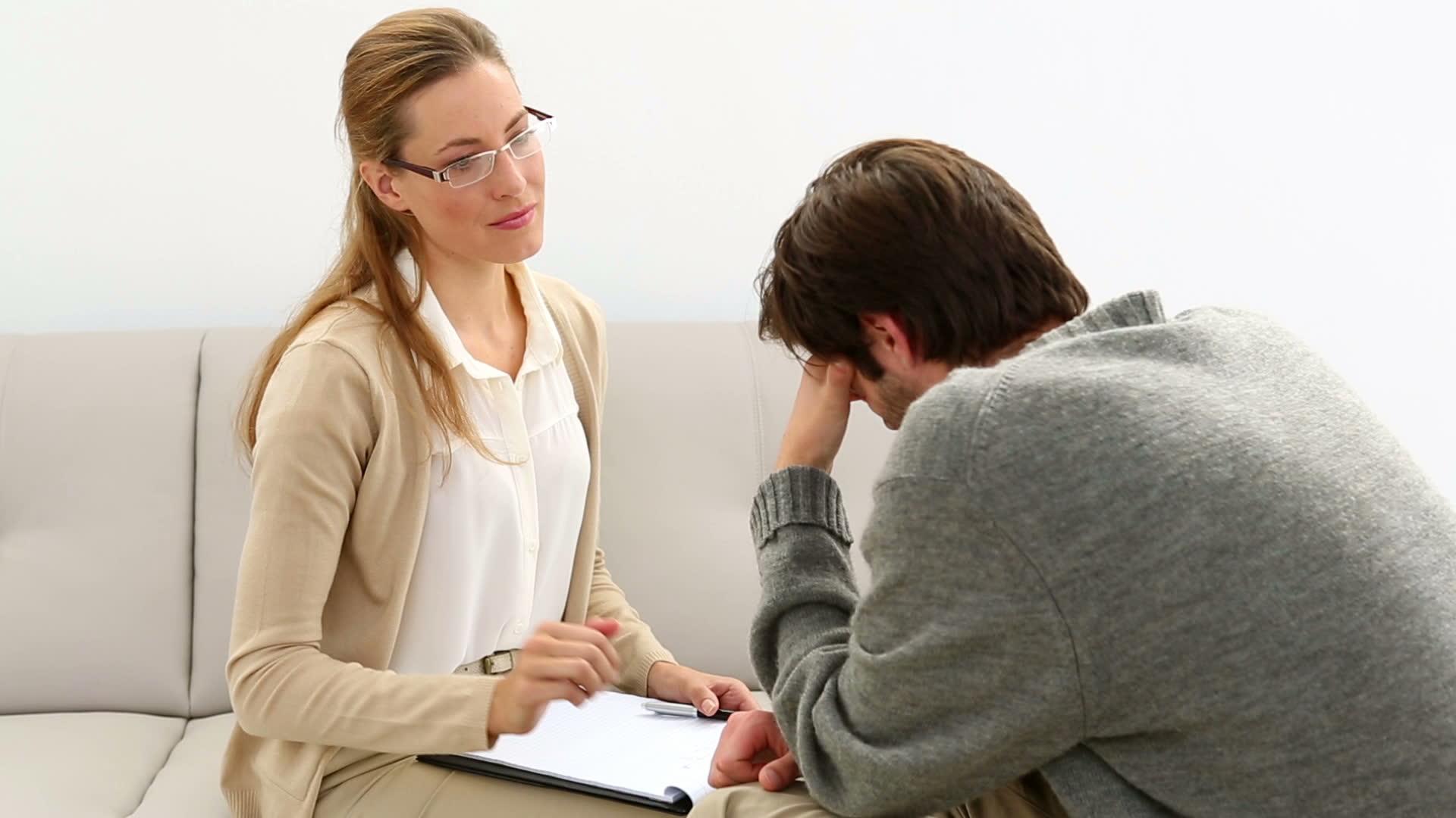 درمان اضطراب در افراد مبتلا به این بیماری