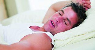 درمان خروپف با راهکار های ورشی