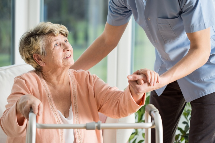 ایجاد شادی در سالمندها