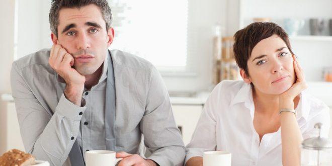 زوج ها کم حرفی را جدی بگیرند