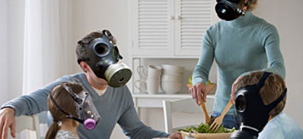 مهمترین نقاط آلوده خانه