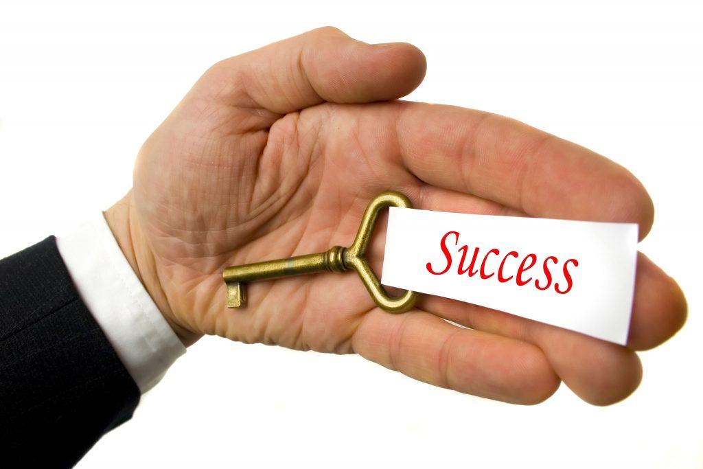 موفقیت در زندگی و رمز آن