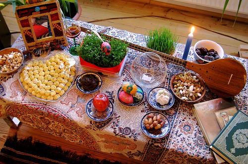 آداب عید نوروز در دین