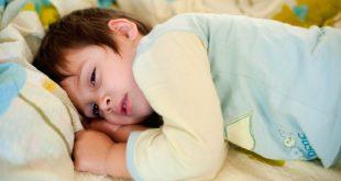 اختلال خواب در بین کودک ها