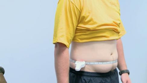 اندازه دور شکم آقایان و سرطان پروستات