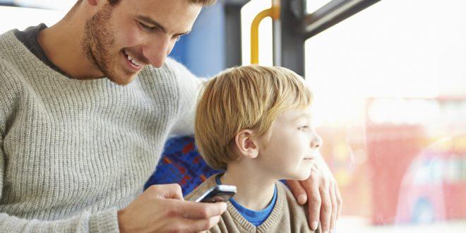 برخورد والدین با بچه ها