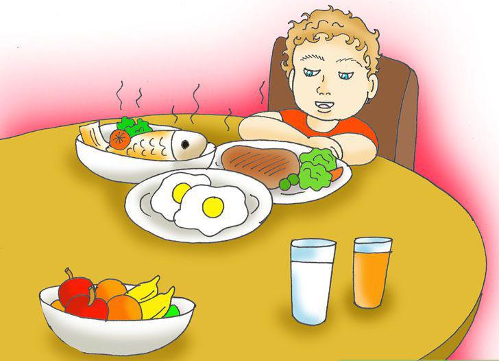 خوراکی برای افزایش هوش کودک