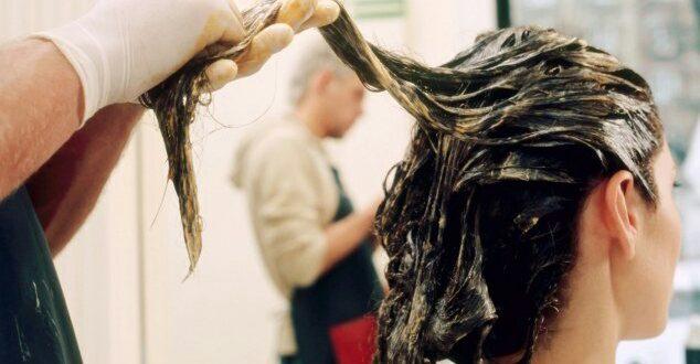 رنگ مو بعد از زایمان