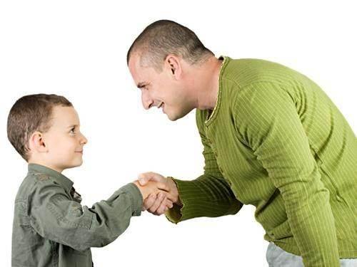 روانشناسی نیکی به والدین