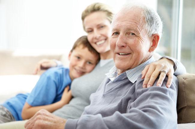 سالمندان ویکی روان