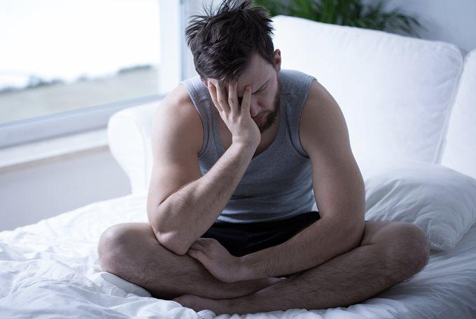 عوارض تستوسترون پایین در مردها